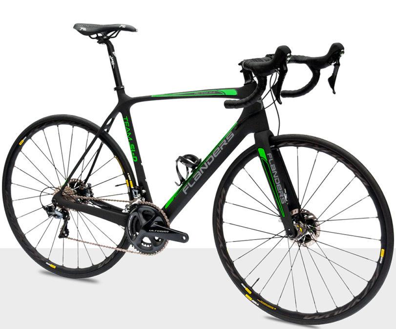 Flanders Racefiets Pro-Team SLD disc carbon