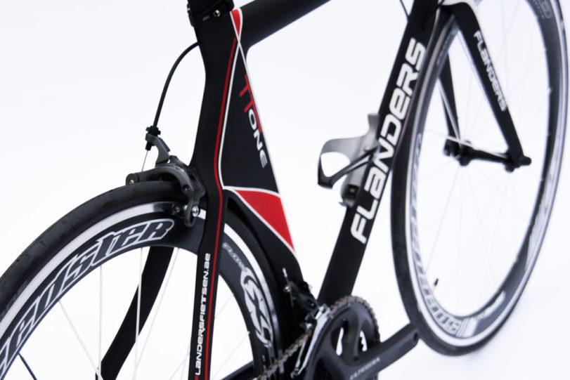 Tijdritfiets TT-one carbon - Ultegra
