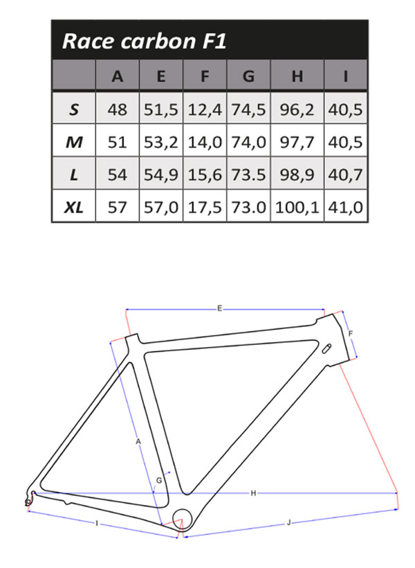 Geometrie F1