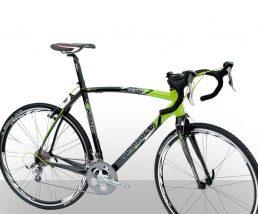 Cyclo-cross fiets Flanders Getxo alu