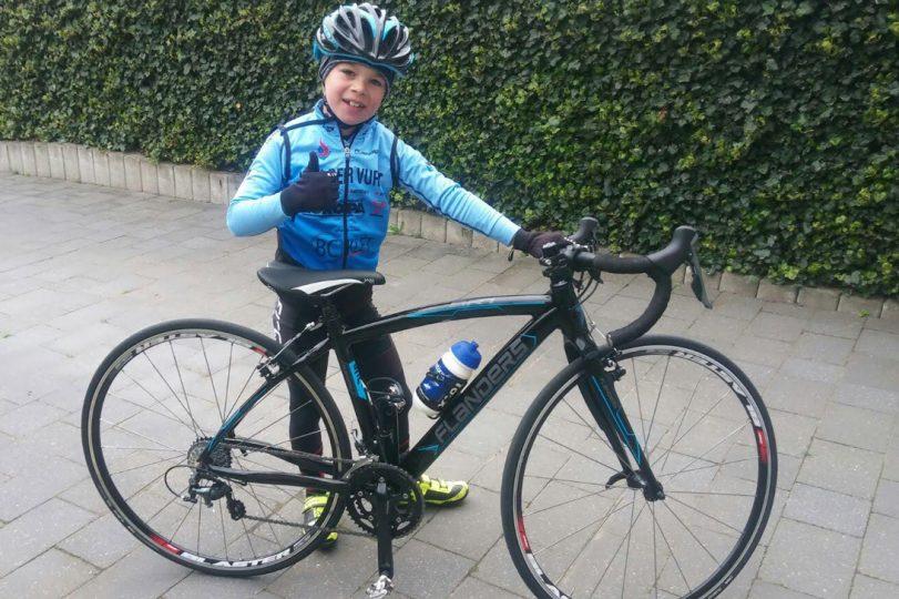 Flanders SR1 cyclo-cross/race