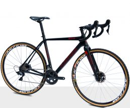 Flanders Cyclo-cross Boost carbon disc Ultegra