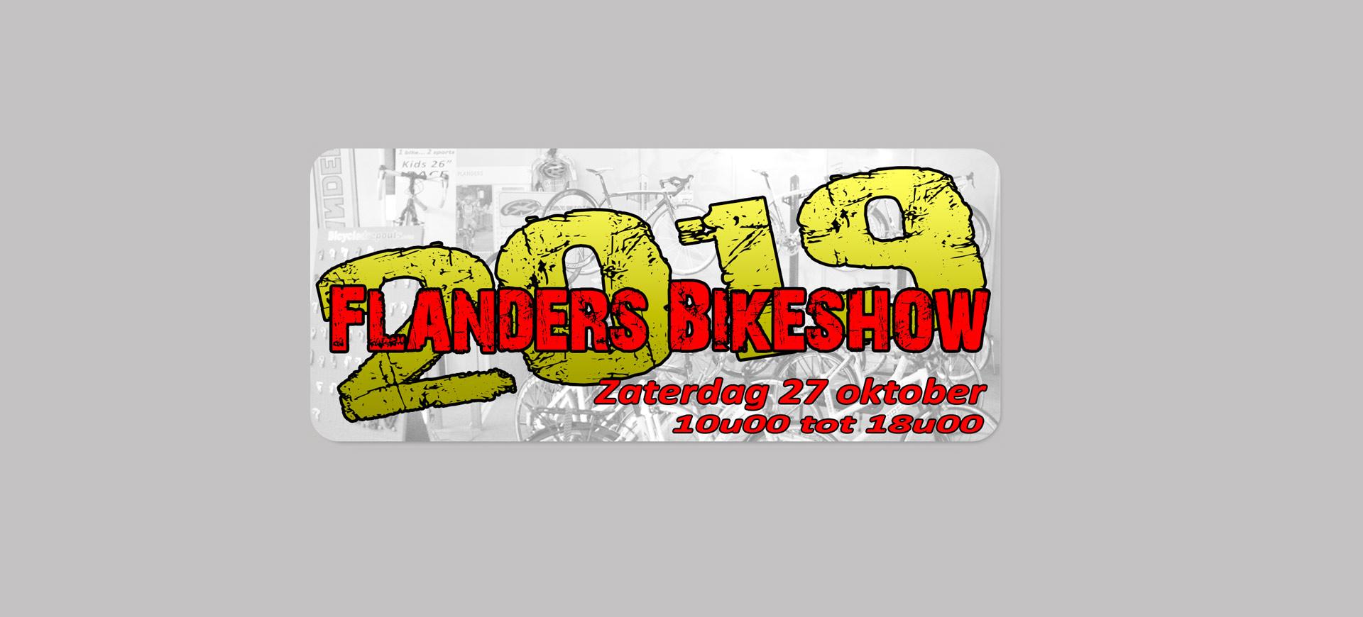 Flanders Bikeshow 2019
