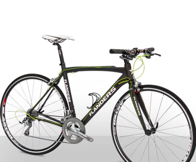 Flanders Fitness fiets - Race SLR