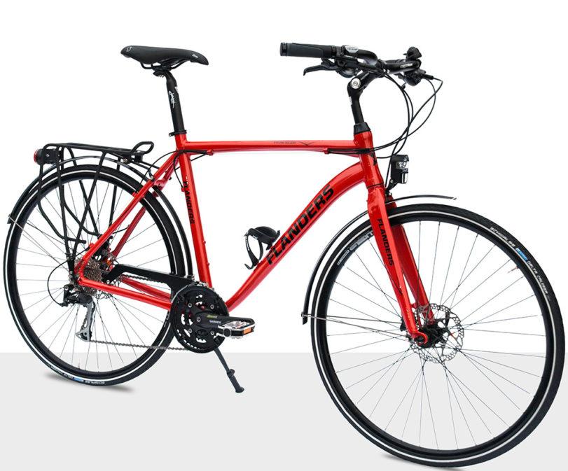 Hybride Traveler Sport Alivio M4000
