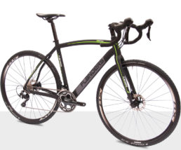 Flanders cyclo-cross Getxo disc Shimano 105 R7020