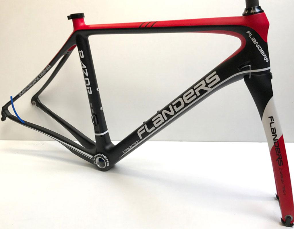 Flanders Razor carbon