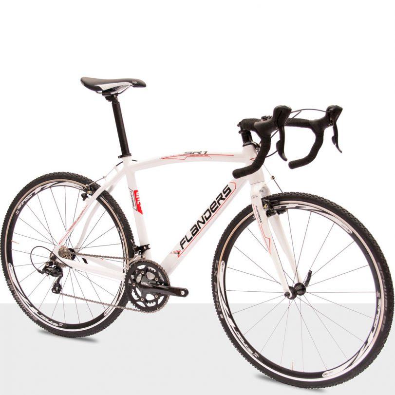 Cyclo-crossfiets Getxo alu