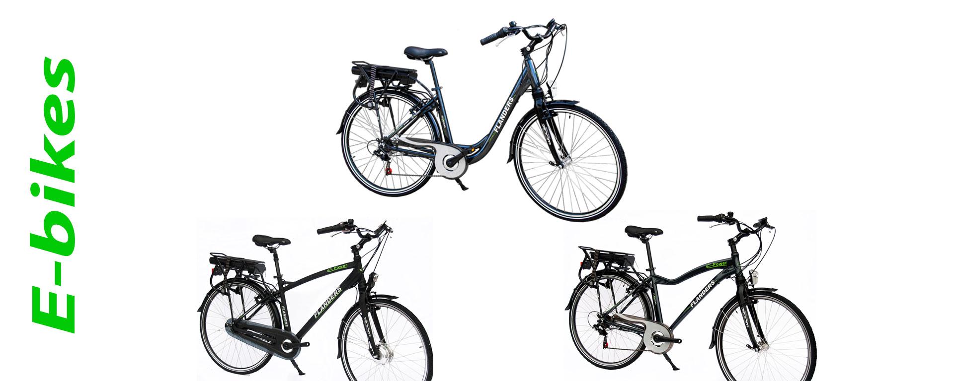 e-bikes E-power