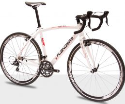 Cyclo-cross fiets Flanders Getxo SR1 alu