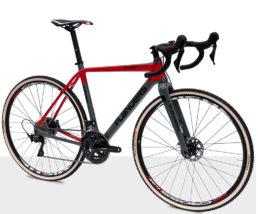 Flanders Cyclo-cross Boost carbon disc Ultegra