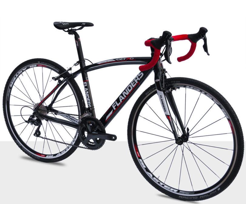 Flanders Cyclo-crossfiets Getxo alu