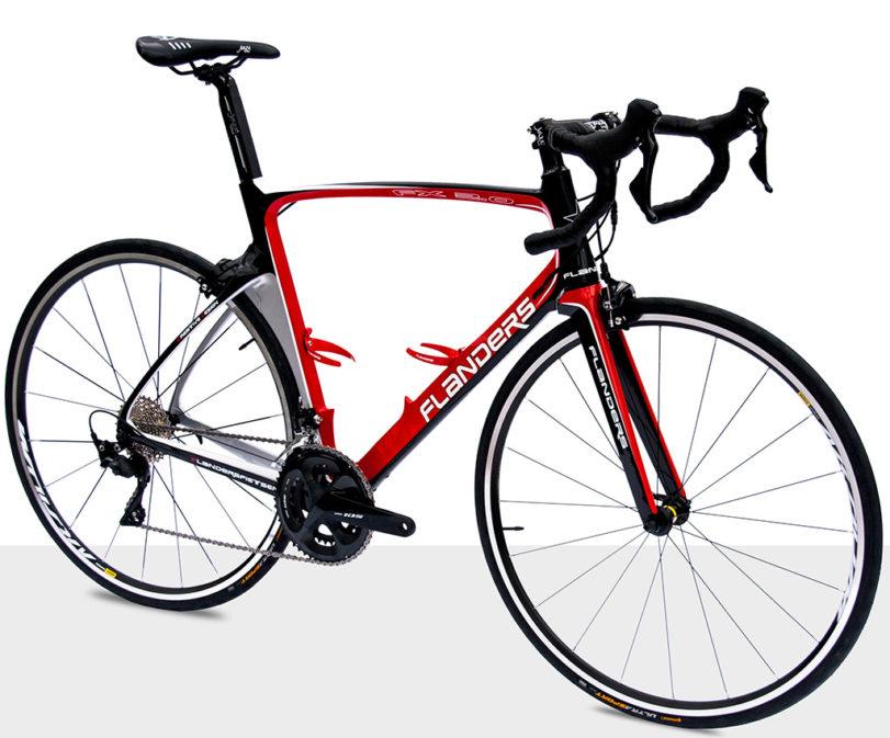 Flanders Race Carbon FX 2.0 - Shimano 105 R7000