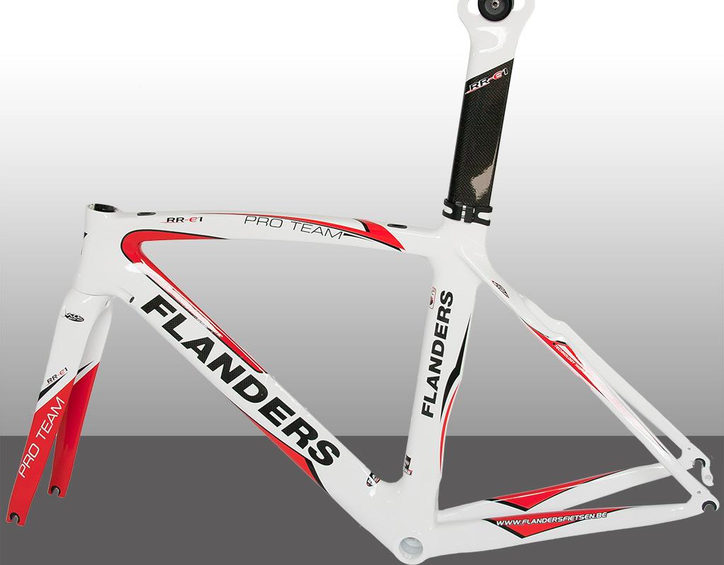 Frame Flanders Race Pro-Team