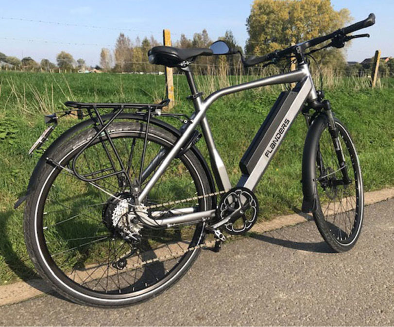 Flanders e-bike SpeedPedelec,Speedy One,Shimano SLX,Bafang