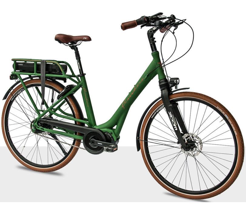 Flanders e-bike Comfort Premium