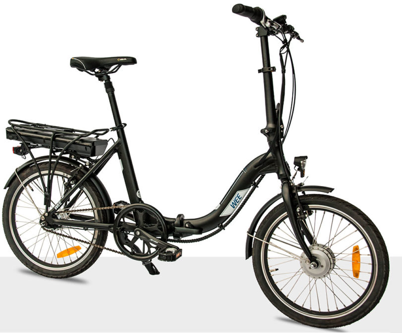 Flanders e-bike vouwfiets 20inch,Bafang,Wee