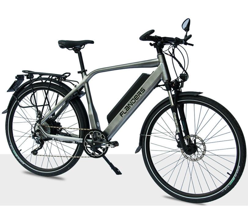 Flanders,e-bike,Speed Pedelec,Speedpedelec,Speedy,One,Schwalbe,Energizer,SLX,XT,discbrake,Bafang