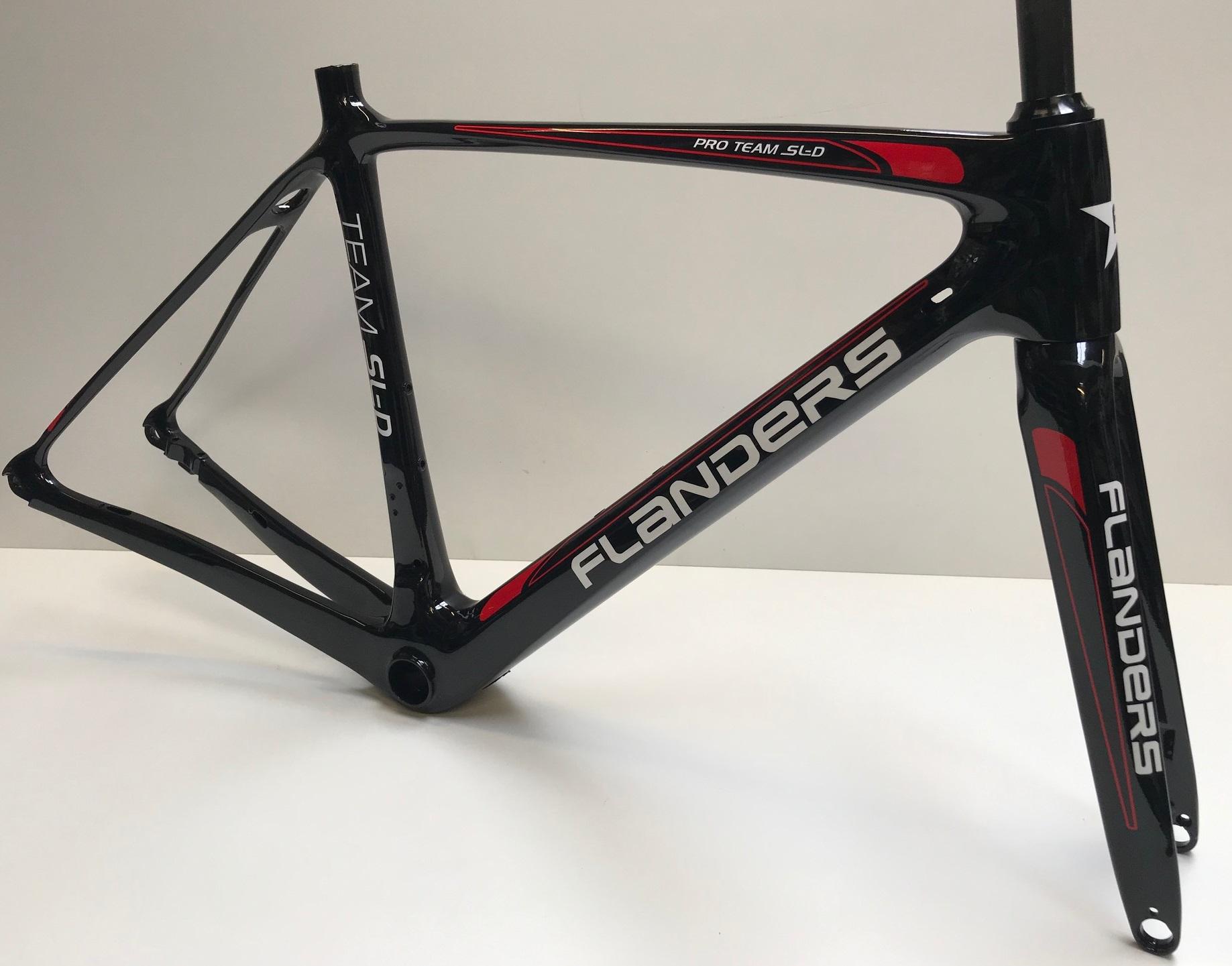 Frame Flanders Race Pro-Team SLD