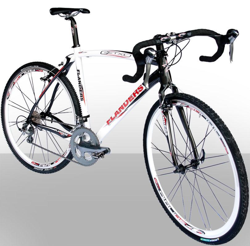 Flanders Cyclo-cross Getxo alu