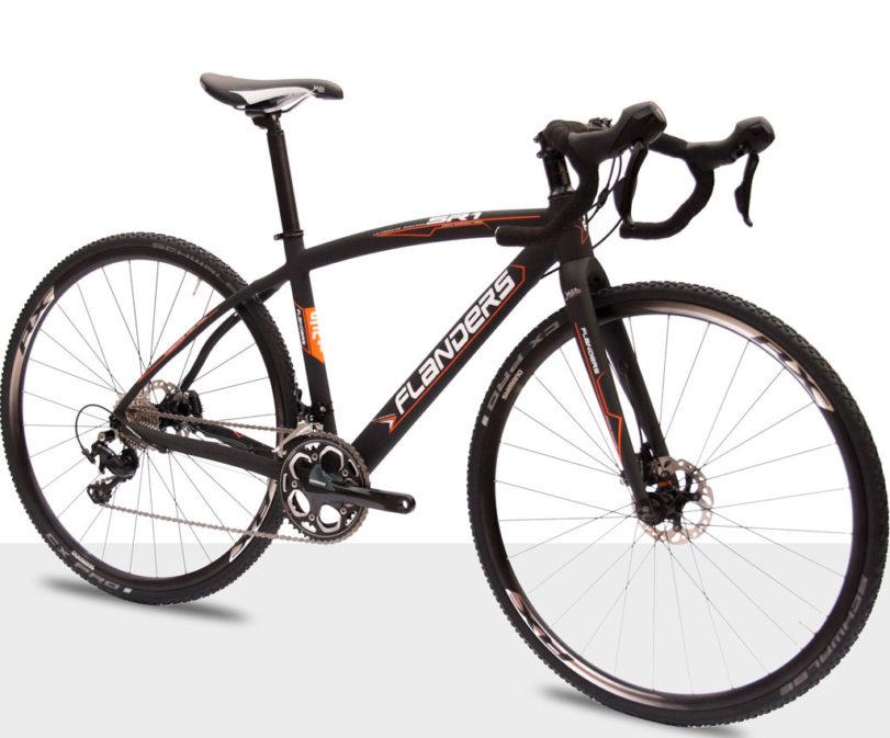 Cyclo-Cross Flanders Getxo disc Shimano 105